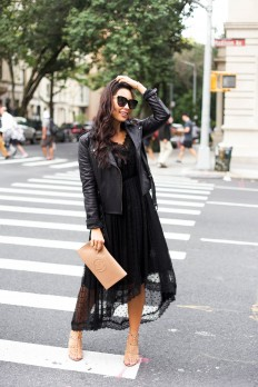 Kat Tanita is absolutely stunning in this sheer... - Street Style & Fashion Tips