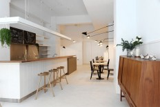 K.C Coffee Shop by Mole Design - InteriorZine