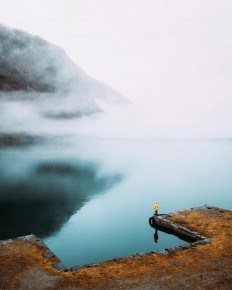 Stunning Adventure Instagrams by Oscar Nilsson