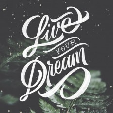 Live your dream on Inspirationde