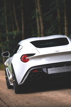 Aston Martin Vanquish Zagato on Inspirationde