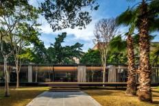 Glass Pavilion at the Gardens of Sao Paulo - InteriorZine