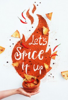 Spice it up! on Inspirationde