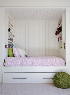 Stocksy United – Royalty-Free Stock Photos – Child's bedroom in modern design farmhouse by Trinette Reed