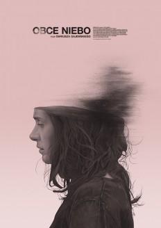 "Festival posters for Dariusz Gajewski's film ""Strange Heaven"" on Inspirationde"