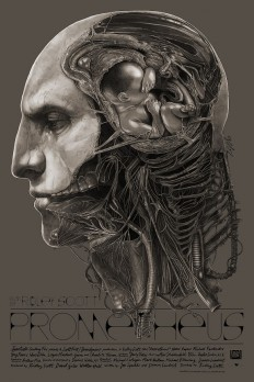 Prometheus Poster by Gabz Release on Inspirationde