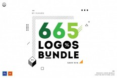 665 Logos Bundle on Inspirationde