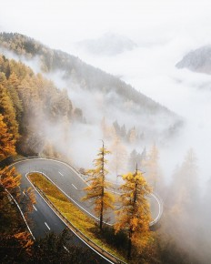 Beautiful Travel Landscapes by Joni Hedinger