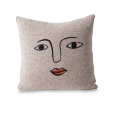 Hola Knitted Wool Cushion Cover | Città