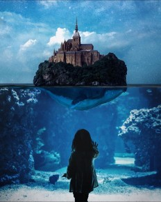#TedsLittleDream: Stunning Photo Manipulations by Ted Chin
