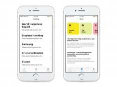 News App UI Template - Free Download | Freebiesjedi