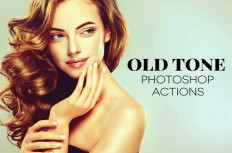 Free Old Tones Photoshop Action - Free Download | Freebiesjedi