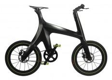 bram moens designs 'minimal.bike' to make maximum impact