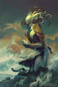 Ambriel, Angel of Gemini on Inspirationde
