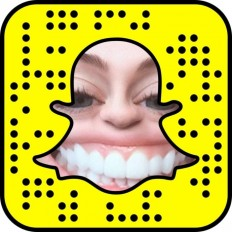Miley Cyrus Snapchat