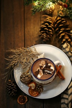 Scrumptious Xmas Hot Cocoa
