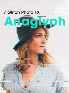 Anaglyph – Glitch Photo FX on Inspirationde