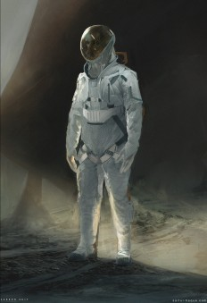 Space Suit - Saiful Haque