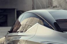 Nissan Vmotion 2.0 Concept detail - Car Body Design