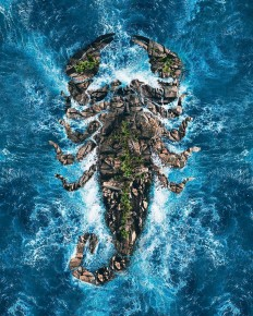 Incredible Photo Manipulations by Huseyin Sahin