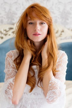 The Incredible Beauty of Red Hair from All Over the World on Inspirationde