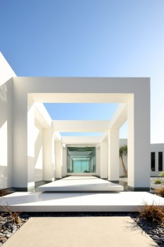 Beverly Hills Residence on Inspirationde