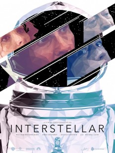 Interstellar – Poster on Inspirationde