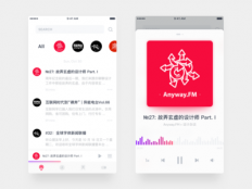 Podcast concept design by Super Jony - Dribbble
