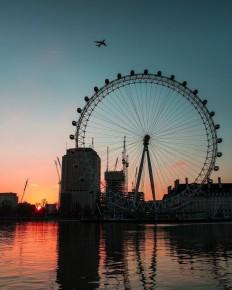 Magical Urban Instagrams of London City by Darina Kolarikova