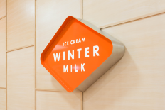 Branding, Packaging & Interiorism — Winter Milk | Anagrama