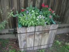 File cabinet planter! - JUNKMARKET Style