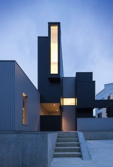 Scape House by Form / Kouichi Kimura Architects on Inspirationde