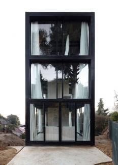 Casa Arco in Chile by Pezo von Ellrichshausen on Inspirationde