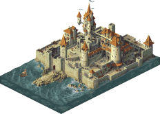 japanese castle pixel - Google Search