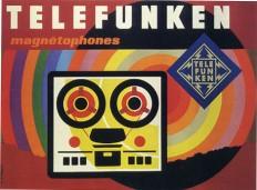 grain edit · Jacques Nathan Garamond Telefunken poster