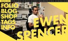 FormFiftyFive – Design inspiration from around the world » Blog Archive » Ewen Spencer