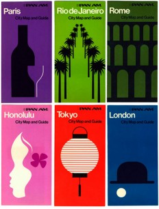Pan Am City Guides | AisleOne
