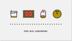 OMG Posters! » Archive » Four Icons Prints by Kyle Tezak