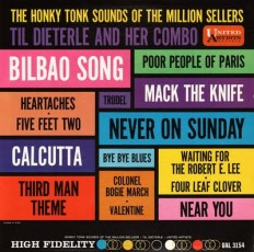Project Thirty-Three: The Honky Tonk Sounds of Million Sellers (United Artists, 1961)