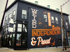 design work life » Bryan Patrick Todd: Highlands Mural