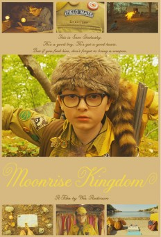 Interactive Preview Posters for Wes Anderson's Moonrise Kingdom