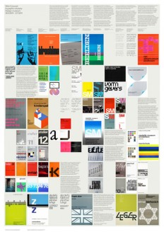 Wim Crouwel Poster | AisleOne