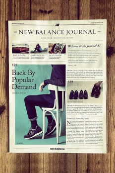 The New Balance Journal Issue 1 | Hypebeast