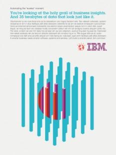 Jay Mug — IBM advertising - Eureka