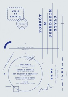 Return in the Swedish style on the Behance Network — Designspiration