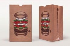 BurgerKing - The Dieline -