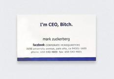 Jay Mug — Mark Zuckerberg's Business Card