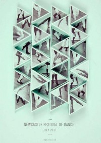 design work life » Amy Rodchester: Newcastle Festival of Dance Posters