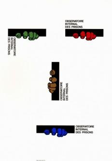 Japanese Poster: International Observation of... | Gurafiku: Japanese Graphic Design