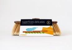 Consum Supermarkets Broom Packaging — The Dieline